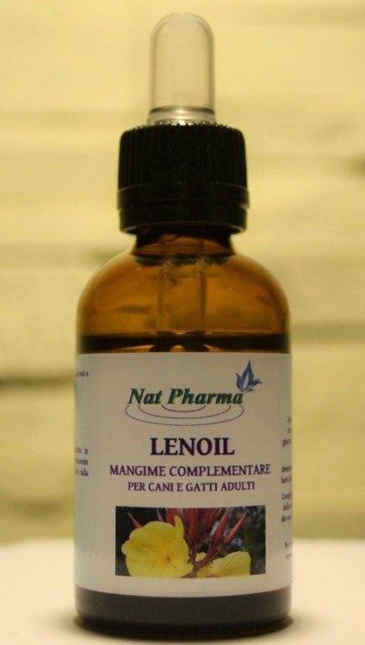 Lenoil for dermatitis in dogs and cats