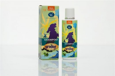 Natural Shampoo for Dogs - LONG Hair - ml.200